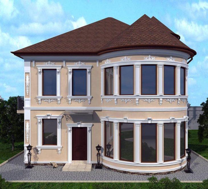 Декор дома для клиентов из Твери
