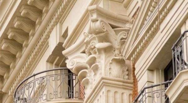 Фасадная лепнина в Москве: Великолепные фасады из современной лепнины