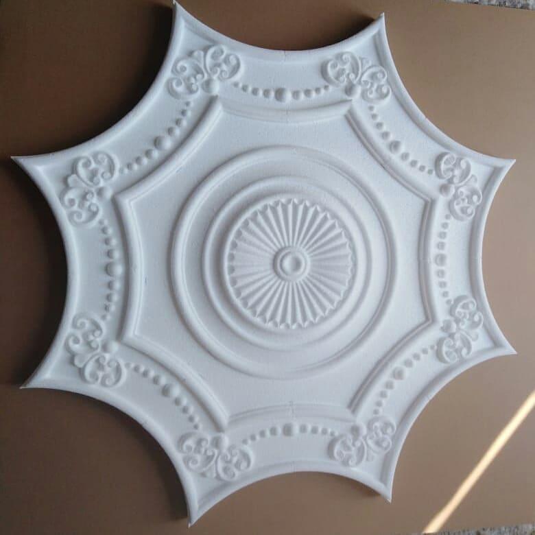 Декоративные розетки ТМ Архитек по индивидуальному заказу